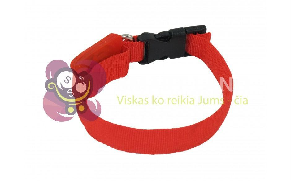 LED antkaklis - RoGS