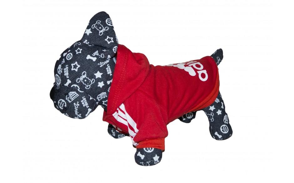 Džemperis su pūkeliu - Adidog