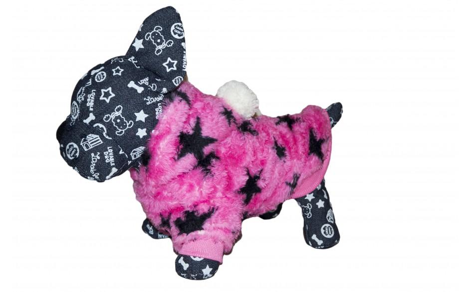 Rudeninis - Žieminis megztukas šunims - PinkStar