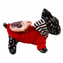 3D Džemperis - Megztukas su kišenėle