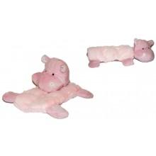 Pliušinis žaislas šunims su garsu - Hippo